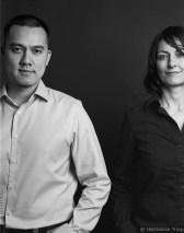 Hubert Nguyen & Éliane Fiolet, 2012, www.ubergizmo.com