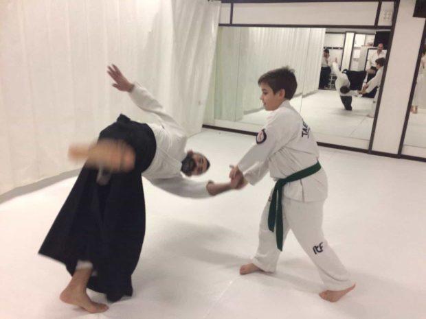 20170214 rosa id122384 el aikido como via para el desarrollo infantil Aikido – derechos de imagen - El Aikido como vía para el desarrollo Infantil - hermandadblanca.org