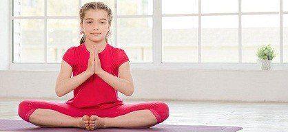 yoga para pequeños
