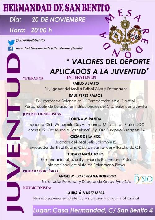 CARTEL_MESA_REDONDA_Valores_del_deporte_aplicados_a_la_juventud