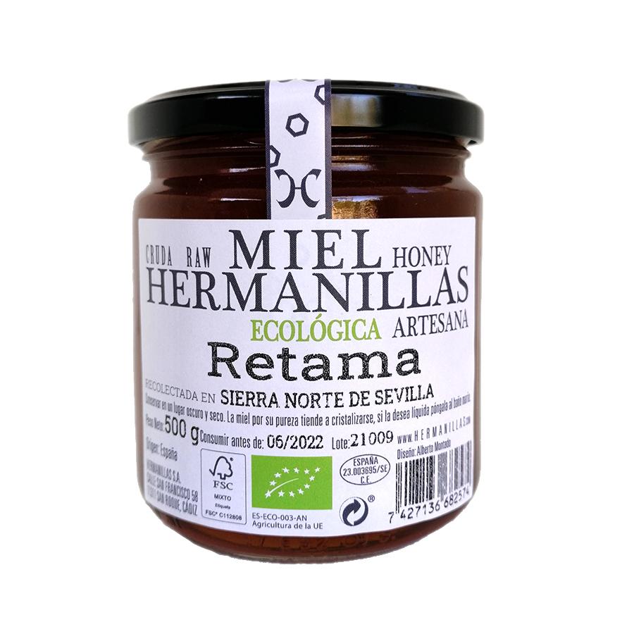 Organic Retama Honey