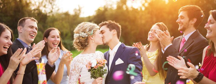 Wedding Parties - Hermann House Inn