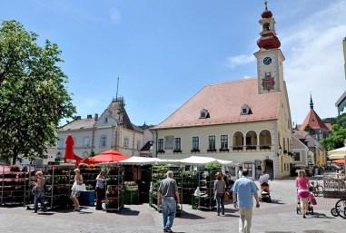 Marktplatz Mödling