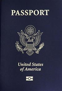 US passport - citizenship