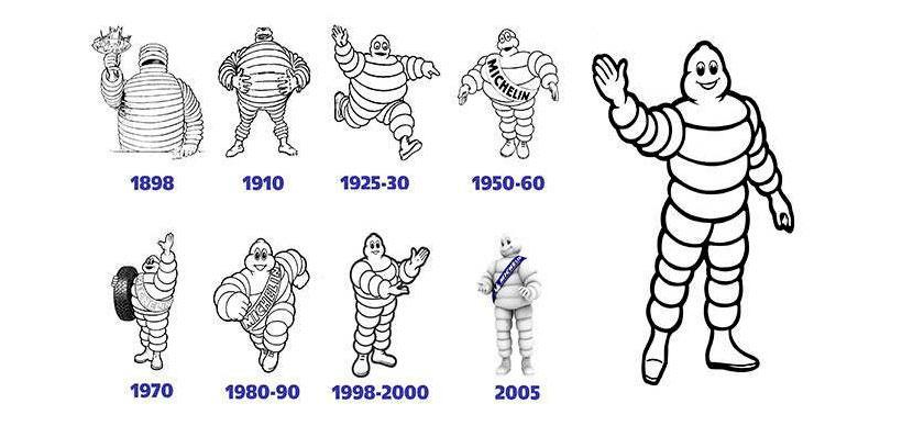 Aniversario Michelin