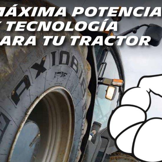 Gran oferta en neumáticos industriales