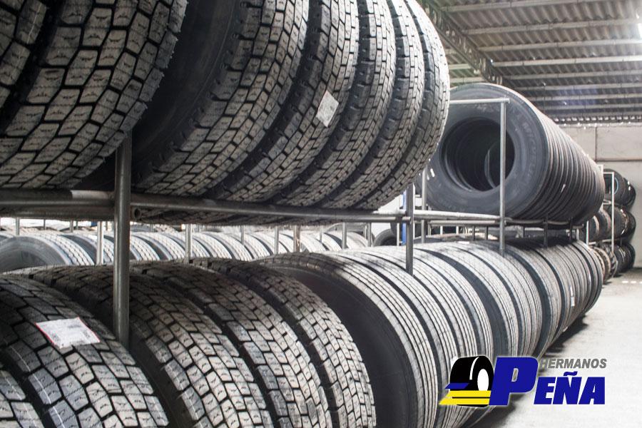 Neumáticos Michelin para vehículos industriales