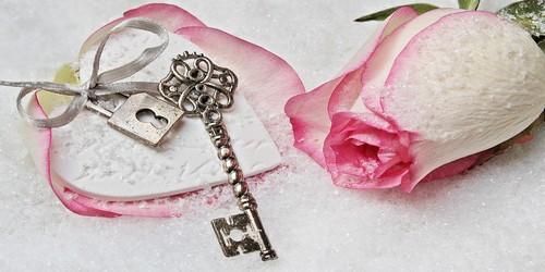 Lycka är att hitta sin nyckel till hälsa