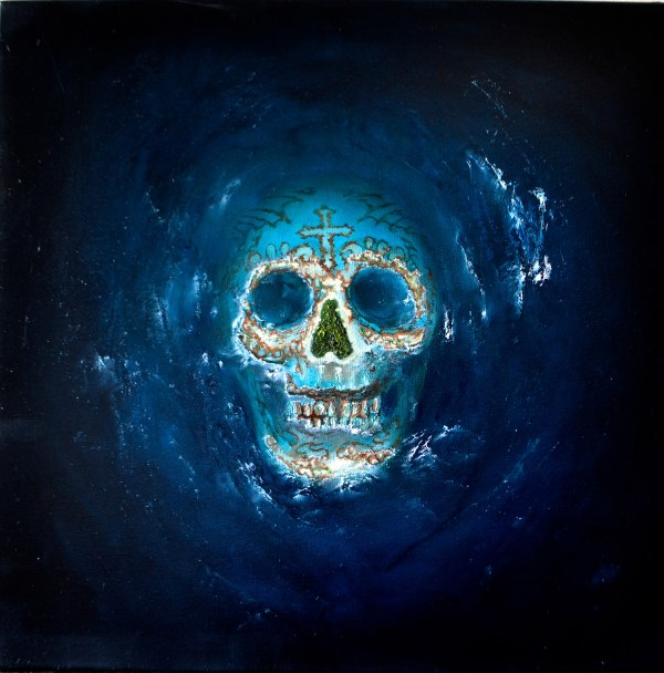 painting - Isle of the dead