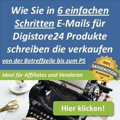 6 Schritte Affiliate Marketing Email