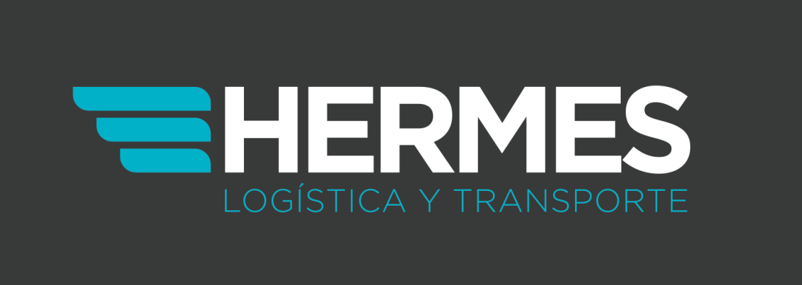 Hermes Logistica y Distribution y Transporte Logo