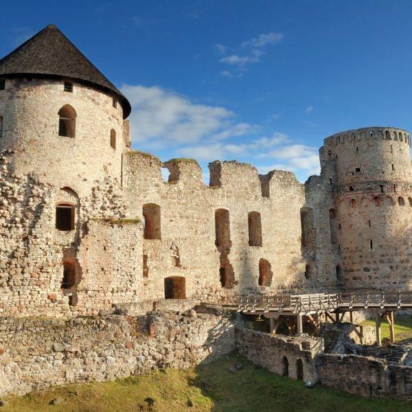 Cēsu pils, ceļojums pa latviju, путешествие по латвии