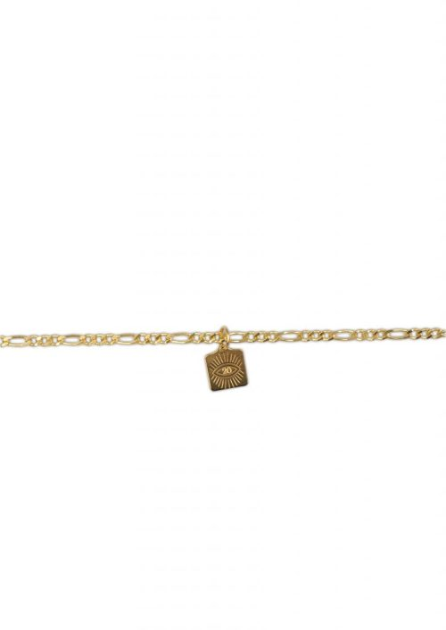 HERMINA ATHENS 2020 Bracelet with grecian chain