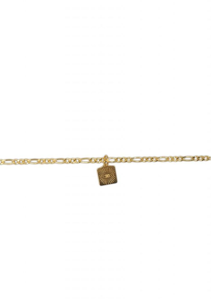 HERMINA ATHENS 2020 Bracelet with grecian chain