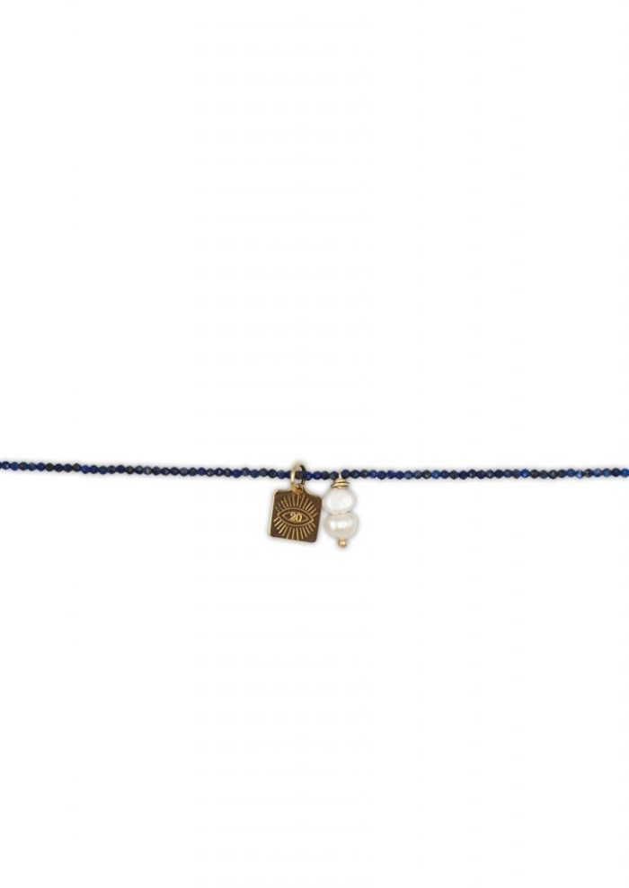 2020 Bracelet/choker night blue