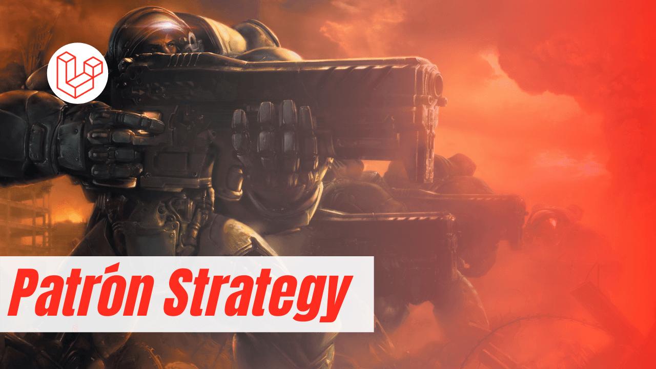 Patrón de Diseño Strategy