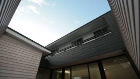 木更津 新築住宅 中庭の家