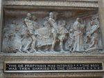 "Panel 4 ""The de Profundus was intoned …"""