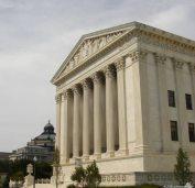 US Supreme Court Building, East Pediment, Washington, D.C.