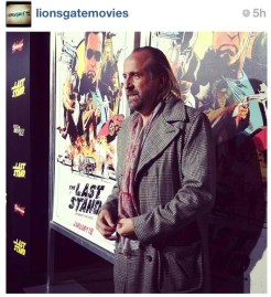 Peter Stromare! Burrell from #TheLastStand...