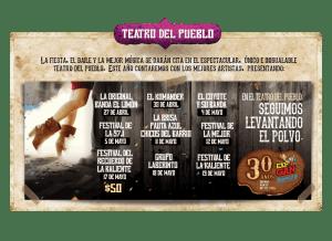 Teatro del Pueblo de la ExpoGan 2013
