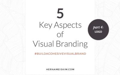 5 Key Aspects to Visual Branding Part 4: Logo