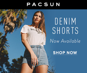 Pacsun Display Banners