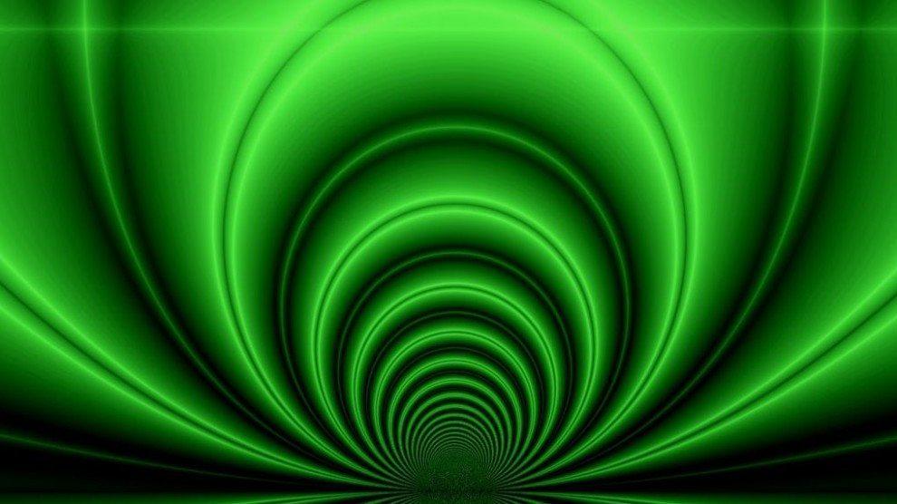 vert et bijoux fantaisies