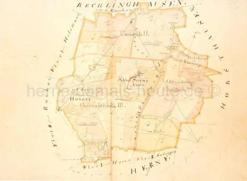 Herne Karte Stadtteile.Der Stadtteil Baukau Der Bereits Vor 7000 Jahren Herne