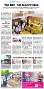 Kasinoverein Unser Fritz Harmonie - Vom Elite- zum Familienverein