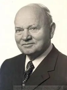 Robert Brauner, Repro Stadtarchiv Herne