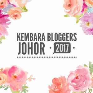 Kembara Bloggers Johor 2017