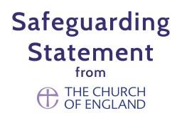 safeguarding  - Church of England Statement.