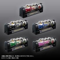 Premium Bandai Die-Cast Zyudenchi 01-05