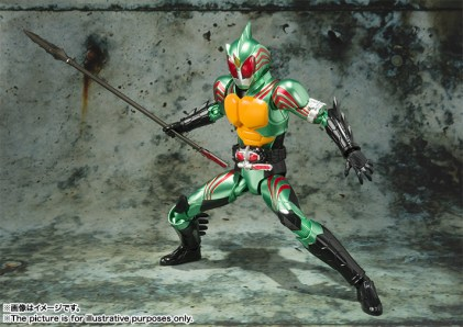 S.H.Figuarts Kamen Rider Amazon Alpha Amazon Exclusive Image 3