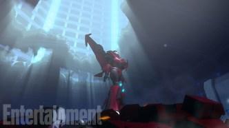 Transformers Combiner Wars Machinama Windblade 2
