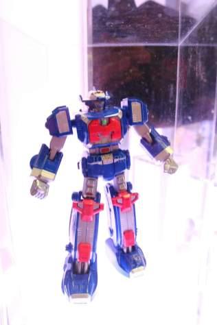 SDCC BA Booth Legacy Astro Megazord Figure