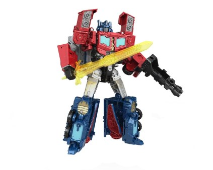 Titans Return G2 Optimus Prime