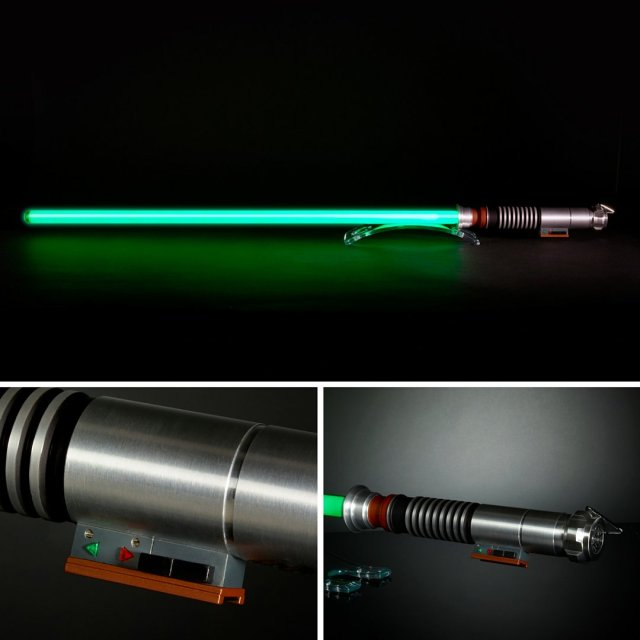 SDCC 2016 Black Series ROTJ Lightsaber