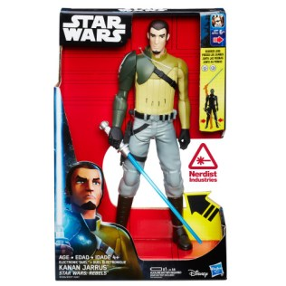 SDCC 2016 Star Wars 12 Inch Electronic Duel Kanan Jarrus