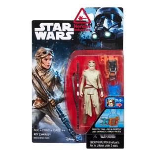 SDCC 2016 Star Wars 3.75 Force Awakens Rey Jakku