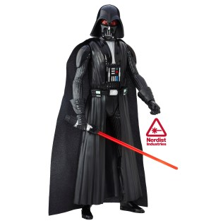 SDCC 2016 Star Wars Rebels 12 Inch Electronic Darth Vader Unboxed