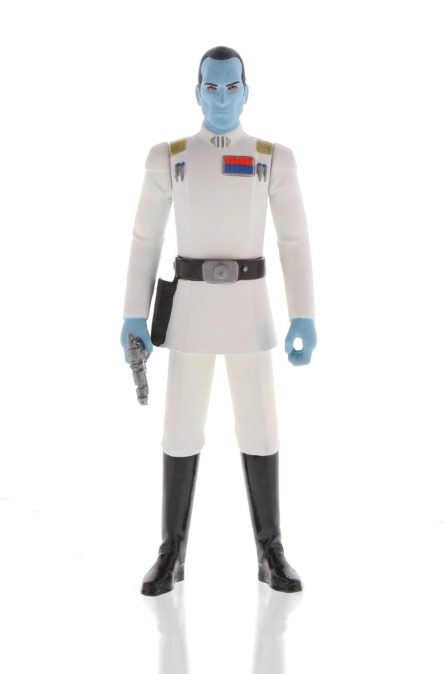 SDCC 2016 Star Wars Rebels Grand Admiral Thrawn 3.75