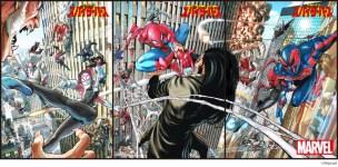 Yusuke Murata Spider Man Cover Full
