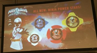 PMC 2016 Power Rangers Ninja Steel Toy Panel 2