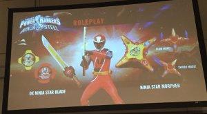 PMC 2016 Power Rangers Ninja Steel Toy Panel 3