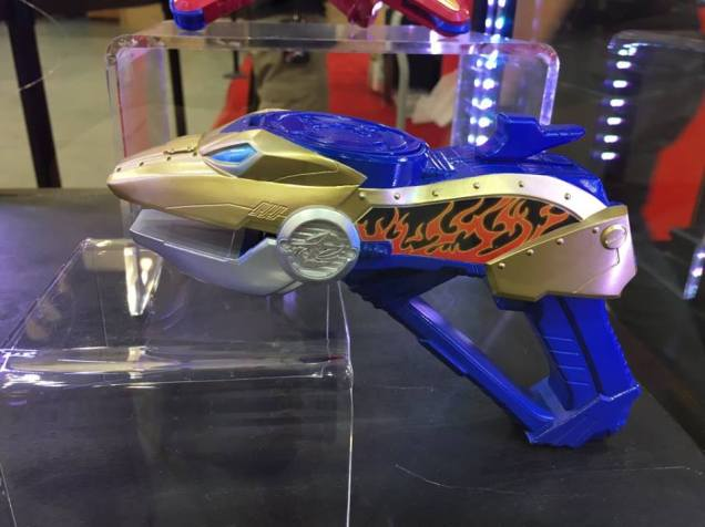 Power Morphicon 2016 Power Rangers Ninja Steel Roleplay 3