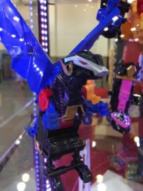 Power Morphicon 2016 Power Rangers Ninja Steel Shurikenjin Dragon