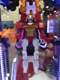 Power Morphicon 2016 Power Rangers Ninja Steel Shurikenjin Red