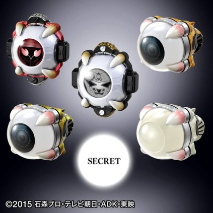 Premium Bandai Kamen Rider Ghost Ganma Eyecon Final Set